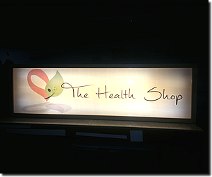Light Boxes - Sutom made wooden Signage Mpumalanga
