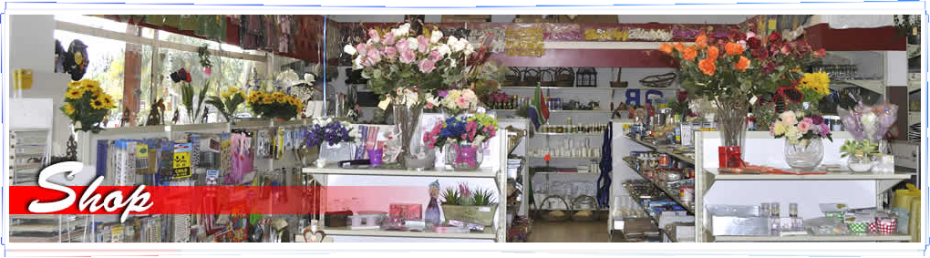 Products in Janelco White River ranging from arts and crafts, Stationery, Decor, Lighting, Decorations, PArty Accessories, Baking and kitchenware, ribbons and gift wrap, Packaging and firework suppliers