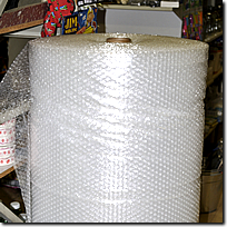 Bubble wrap, polystyrene, packaging containers ect sold in Janelco in White River