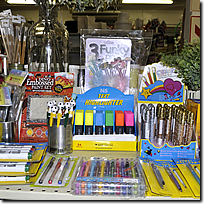 School stationary suppliers in White River